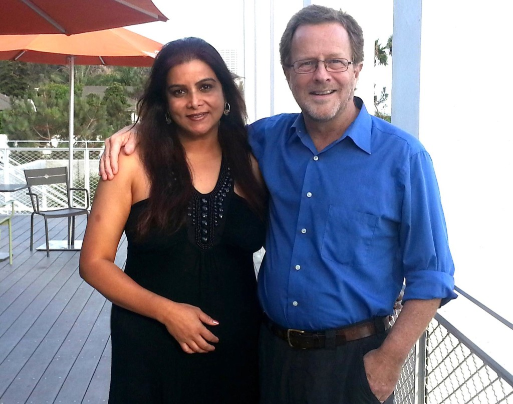David and Kalpna