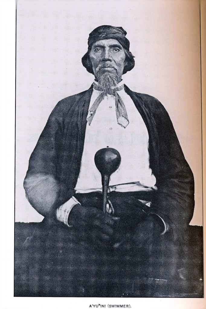A Yu(n) Ini Cherokee shaman